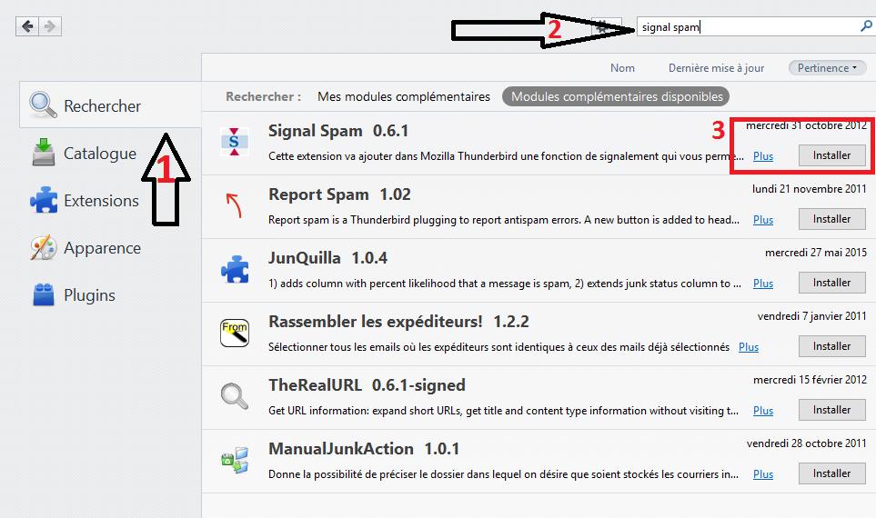InstallerSignalSpamTB